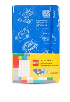 Limited Edition LEGO 2014 Plain Large Notebook