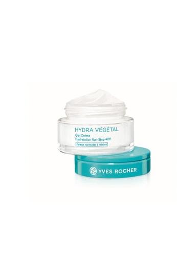 Yves Rocher Hydra Vegetal 48H Non-Stop Hydrating Gel Cream Jar 50ml C7DE3BE58BFF61GS_1