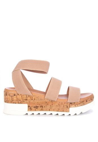 5f9360f3436 Shop Steve Madden Bandi Platform Heels Online on ZALORA Philippines