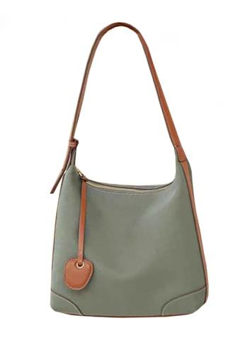 Twenty Eight Shoes green VANSA Simple Leather Crossbody Bag VBW-Hb8905 59F30ACB47BE62GS_1