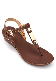 Abha Flat Sandals