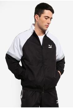 a74a1f34a807 PUMA black Sportstyle Prime XTG Woven Jacket FB9A7AA6B760E1GS 1