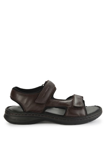 Hush Puppies brown Como Sling Back 6FBE0SHB7DD734GS_1