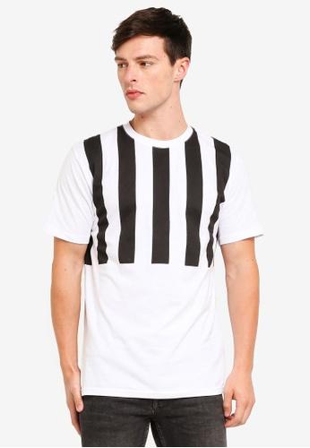 Factorie 多色 Short Sleeve Graphic T Shirt FF53EAA3D9C798GS_1