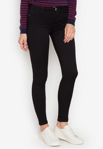 Dorothy Perkins black Regular Frankie Jeans DO101AA0JV0YPH_1