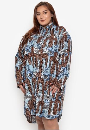 Shop Amelia Jen Plus Size Dress Online On Zalora Philippines