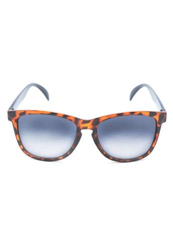 2i's to eyes black and multi Sunglasses│2is Atu│Tortoise Black Frame│Black Lens│UV400 protection BEF92GLC42E938GS_1