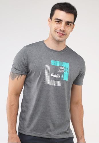 Bossini Men black Round Neck Jersey Knits  T-Shirt CA15AAA9F11331GS_1