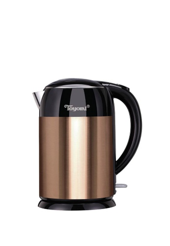 Toyomi Toyomi Cordless Stainless Steel Jug 1.7L - WK 1750 A8149HLE38286FGS_1