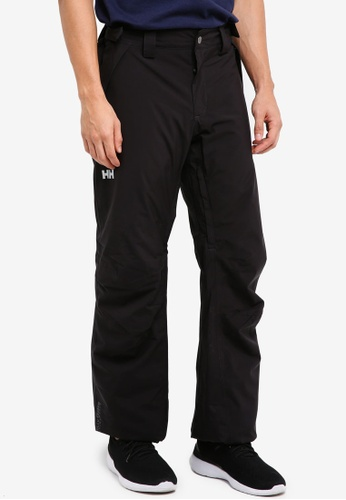 Helly Hansen black HH M VELOCITY INSULATED PANT BLACK CC348AA8EEF7A3GS_1