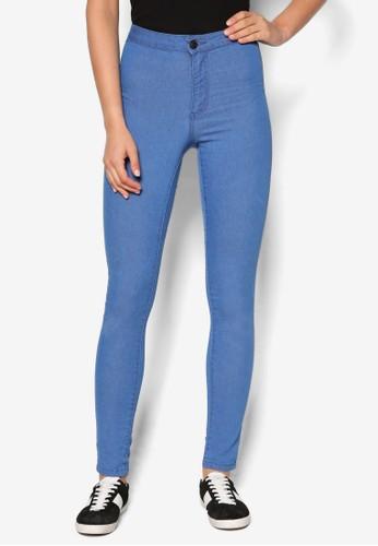 Jala 水洗緊身牛仔長褲、 服飾、 服飾FactorieJala水洗緊身牛仔長褲最新折價