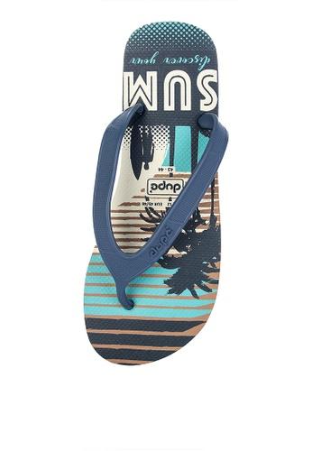 Dupe multi Surfe Flip Flops 6D6BCSH4D59CD3GS_1