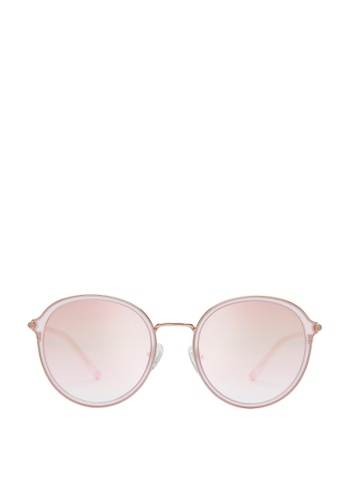 Carin white and pink and gold Ardy C3 Sunglasses 01D54GL3897BB4GS_1