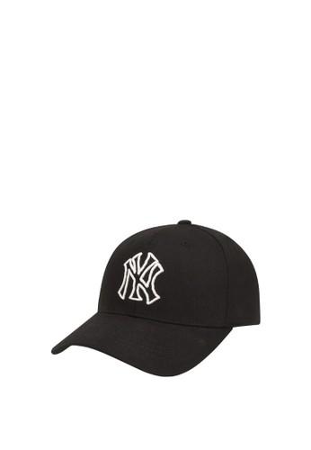 MLB black MLBLIKE POPCORN ADJUSTABLE CAP LA DODGER CAP 8C221AC8F62158GS_1