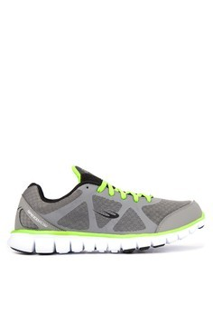 Speed Flow Lace Up Sneakers