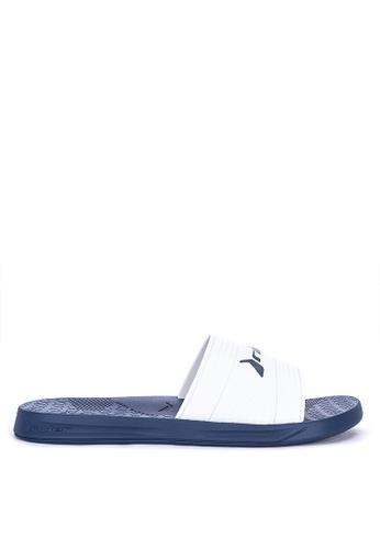 Rider white and blue Liberty Ad Slides 3648ESHD1FCC69GS_1