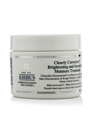 Kiehl's KIEHL'S - Clearly Corrective Brightening & Smoothing Moisture Treatment 50ml/1.7oz 2289EBE3BE4E5AGS_1