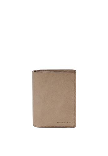 RABEANCO grey RABEANCO Bi-fold Wallet - Grey 2E40DACE516A31GS_1