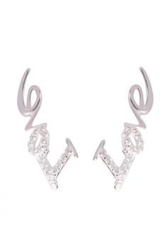 Kynda Love K2763 Italy 925 Silver Earrings