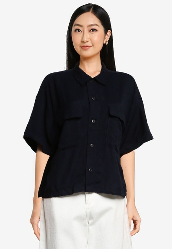 niko and ... black Utility Shirt 54C34AA70FD918GS_1