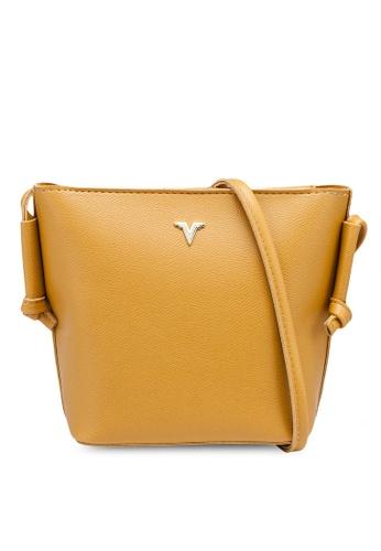 Verchini yellow Savvy Party Bag 4C53DACDCEB514GS_1