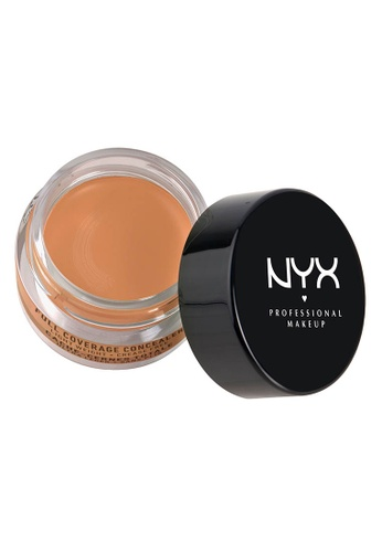 NYX Professional Makeup beige NYX Professional Makeup Concealer In A Jar - FRESH BEIGE 7093ABE6E6589CGS_1