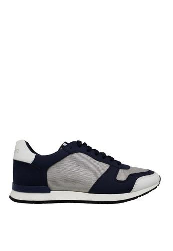 Antony Morato grey Sneaker Running 815B7SH2754BBFGS_1