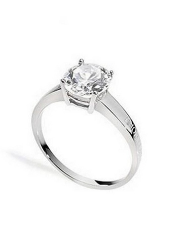 Morellato silver Luce Ring SRL01010 Steel Crystals F407CACA81A2B7GS_1