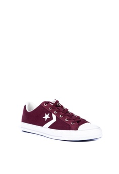 separation shoes bbd2b b68e6 Converse Star Player - Ox Sneakers Php 3,390.00. Available in several sizes  · Converse red Chuck Taylor Core Low Top Sneakers 06D58SHF590EBBGS 1