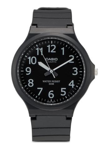 Casio black Casio Watch MW-240-1BVDF 42589ACA8AB446GS_1