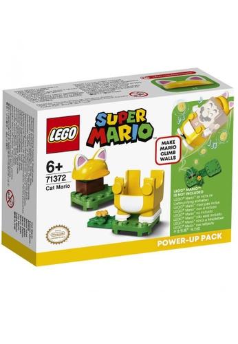 LEGO multi LEGO Super Mario 71372 Cat Mario Power-Up Pack (11 Pieces) BD634TH017166CGS_1