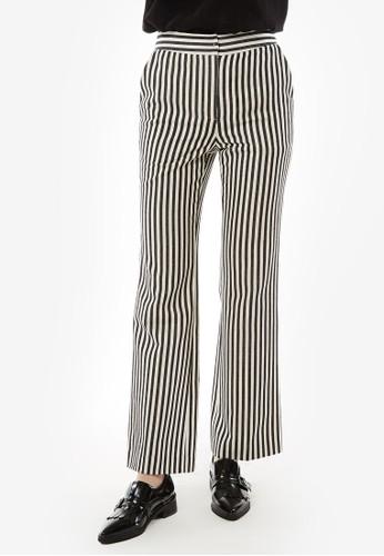 條紋長褲, esprit分店地址服飾, 長褲及內搭褲