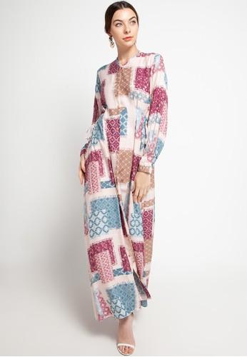 Covering Story pink Suli Dress - D C4DA8AA90FA33FGS_1