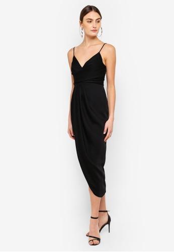 e2a3c8b45b67 Buy FORCAST Gracelynn Crossover Dress Online on ZALORA Singapore
