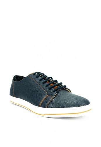 Mario D' boro Runway blue Frank Sneakers 368C8SHFEC4C1AGS_1