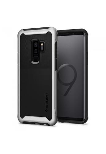 Spigen silver Spigen Neo Hybrid Urban Case for Samsung Galaxy S9 Plus - Silver 74370ES109939FGS_1