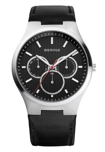 Bering black Classic 13841-404 Black 41 mm Men's Watch 4AEAFAC6F51D50GS_1