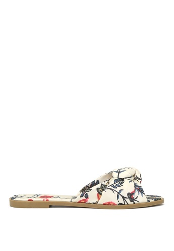 London Rag beige London Rag Sadie Women's  Beige Flat Sandals Sh1569 14152SH15DDBC5GS_1