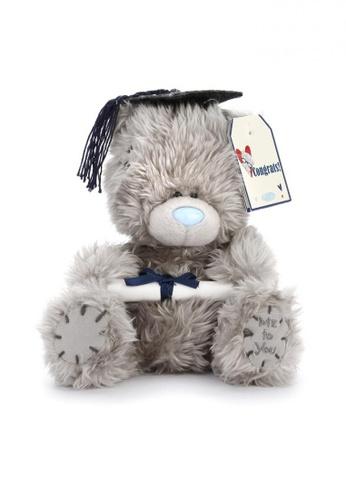 Her Jewellery Me to You Plush Toys - 7″ Tatty Teddy – Graduation Bear 01E5BTHCC6D02AGS_1
