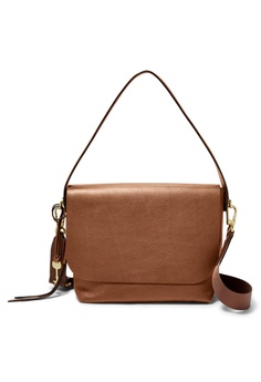 6002219c1f Fossil brown Maya Crossbody Bag ZB7617200 CE31EAC11A2454GS 1