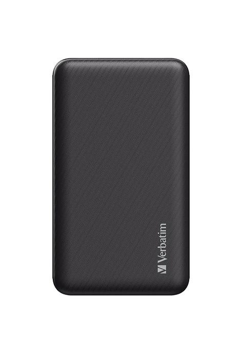 Verbatim Verbatim 20000mAh 100W PD & QC3.0 行動電源 (黑色)