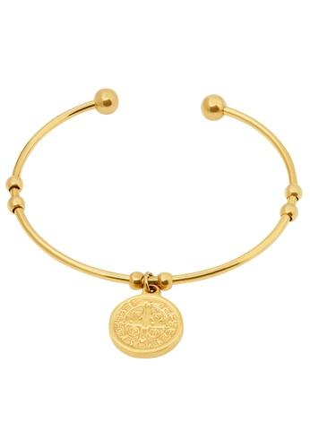 Pastiche gold Aria Bangle 75529AC939AAD3GS_1