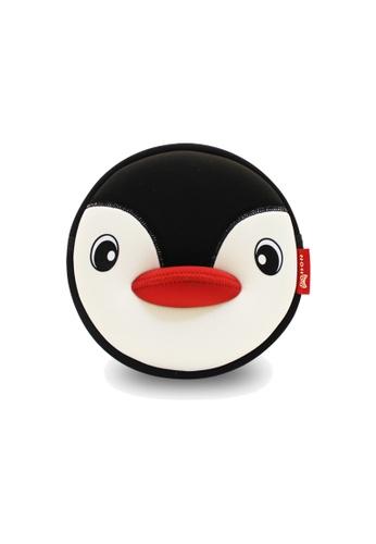Nohoo black Nohoo Kids Sling Bag Penguin (Black) 34E84KCF1BB82CGS_1