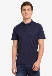 Selected Homme blue Delan Polo SE364AA0SA5MMY_1