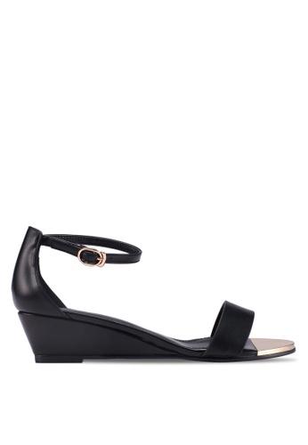 8a99db2d9c1 Buy prettyFIT Low Wedge Sandals Online on ZALORA Singapore