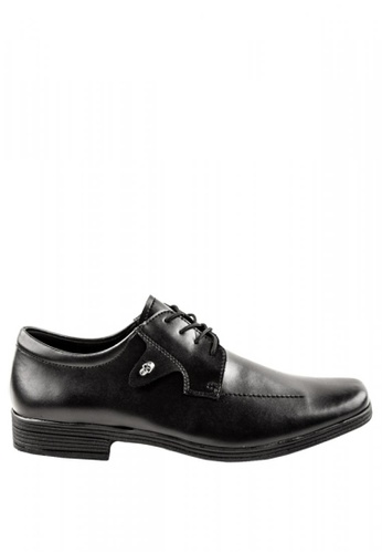 Otto black Lace Up Shoes 020B4SH41D4C20GS_1