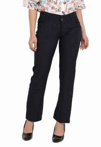 Brielle Jeans blue Celana Kantor 103 03B91AA30B4566GS_1