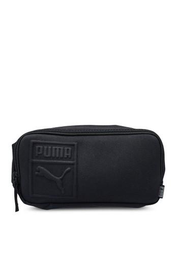 PUMA black Puma S Waist Bag E1431AC18536E4GS_1