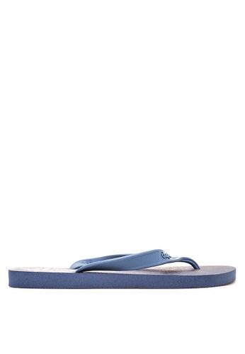 Dupe blue Urbano Club Flip Flops DU626SH49KMSPH_1