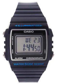 Digital Watch W-215H-2A